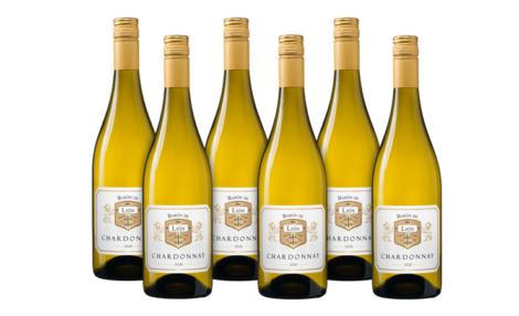 EG625160-Baron de Lion Chardonnay Varietal Wine Spain 2020-wijnactie