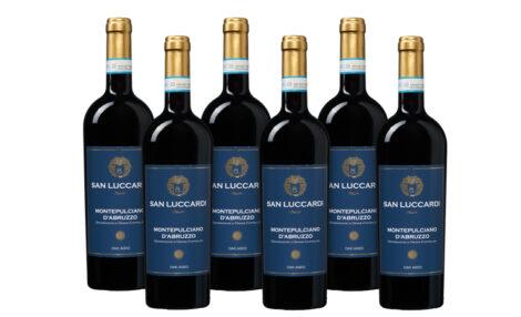 EG618838-San Luccardi Montepulciano d'Abruzzo DOC oak aged 2018-wijnactie